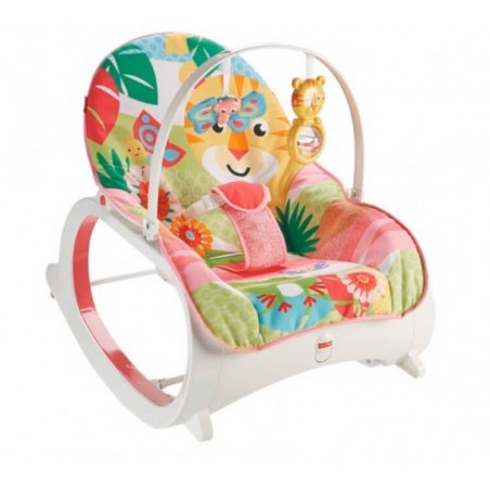 Fisher Price Infant-to-Toddler Rocker - Pink