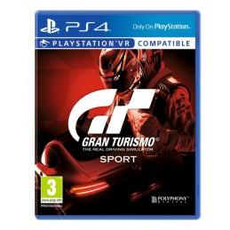 Gran Turismo Sport Jeu...